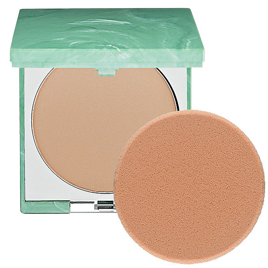WHOLESALE CLINIQUE STAY-MATTE SHEER PRESSED POWDER OIL-FREE 0.27 OZ - 20 STAY NUTMEG - 27 PIECE LOT