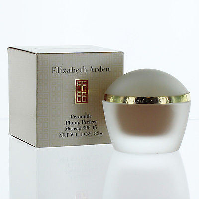 WHOLESALE ELIZABETH ARDEN CERAMIDE PLUMP PERFECT MAKEUP - VANILLA SHELL 03 - 50 PIECE LOT