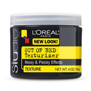 WHOLESALE LOREAL STUDIO OUT OF BED TEXTURIZER 4 OZ - 48 PIECE LOT