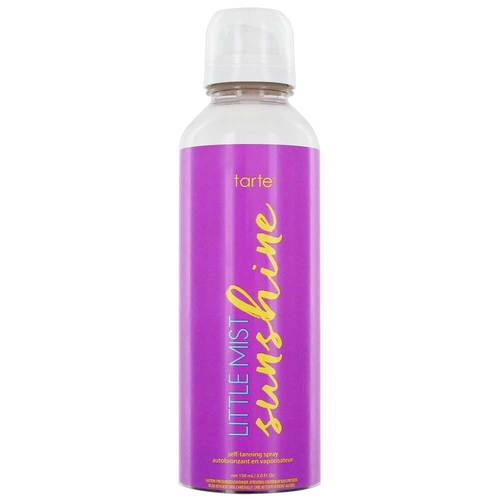 WHOLESALE TARTE LITTLE MIST SUNSHINE SELF-TANNING SPRAY 5 OZ. - 50 PIECE LOT