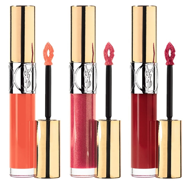 WHOLESALE ASSORTED YVES SAINT LAURENT YSL GLOSS VOLUPTE LIP GLOSS ASSORTED COLORS - 50 PIECE LOT
