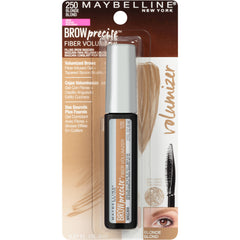WHOLESALE MAYBELLINE BROW PRECISE FIBER VOLUMIZER EYEBROW MASCARA - BLONDE 250 - 72 PIECE LOT
