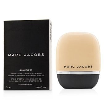 WHOLESALE ASSORTED MARC JACOBS SHAMELESS YOUTHFUL-LOOK 24-H FOUNDATION - 93 PIECE LOT
