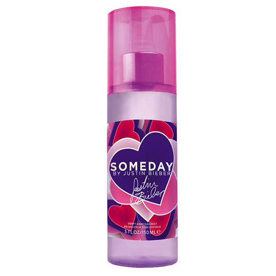 WHOLESALE JUSTIN BIEBER SOMEDAY SWEPT AWAY HAIR MIST 5 OZ - 50 PIECE LOT