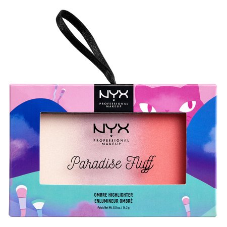 WHOLESALE NYX PARADISE FLUFF OMBRE HIGHLIGHTER - 50 PIECE LOT