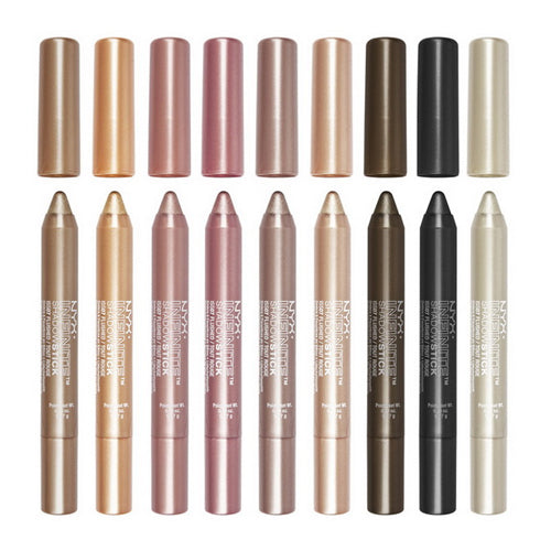 WHOLESALE NYX COSMETICS INFINITE SHADOW STICK ASSORTED COLORS - 50 PIECE LOT