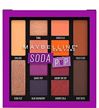 WHOLESALE MAYBELLINE SODA POP EYESHADOW PALETTE - 72 PIECE LOT