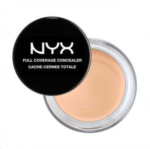 WHOLESALE NYX COSMETICS FULL COVERAGE CONCEALER 0.25 OZ. - SAND BEIGE - 50 PIECE LOT