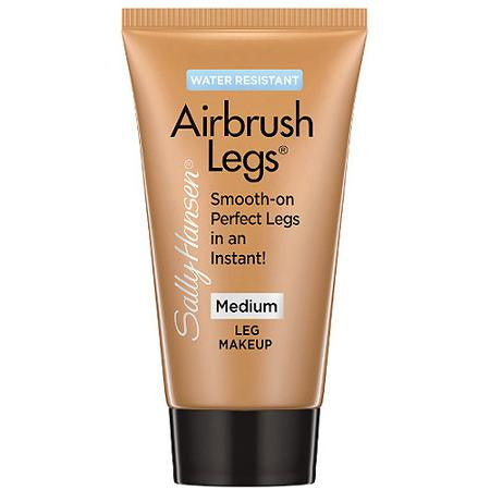 WHOLESALE SALLY HANSEN AIRBRUSH LEGS TRAVEL SIZE 0.75 OZ. MEDIUM - 100 PIECE LOT