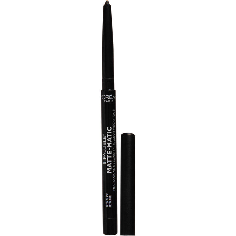 WHOLESALE LOREAL INFALLIBLE MATTE-MATIC MECHANICAL EYELINER - ULTRA BLACK - 100 PIECE LOT
