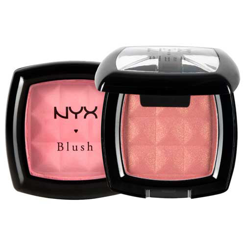WHOLESALE NYX COSMETICS POWDER BLUSH ASSORTED - 50 PIECE LOT