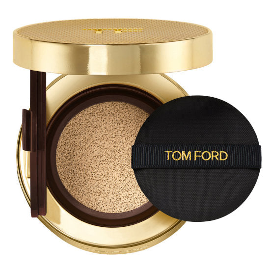 WHOLESALE TOM FORD SHADE AND ILLUMINATE FOUNDATION SOFT RADIANCE CUSHION COMPACT - CHAMPAGNE 3.7 - 6 PIECE LOT