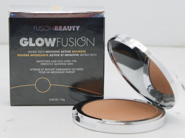 WHOLESALE FUSION BEAUTY GLOWFUSION MICRO-TECH INTUITIVE ACTIVE BRONZER - LUMINOUS - 48 PIECE LOT