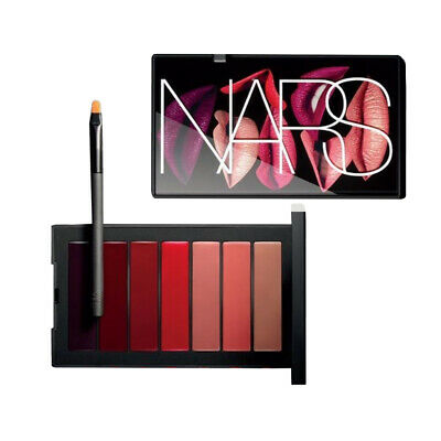 WHOLESALE NARS 7 DEADLY SINS AUDACIOUS LIPSTICK PALETTE - 25 PIECE LOT