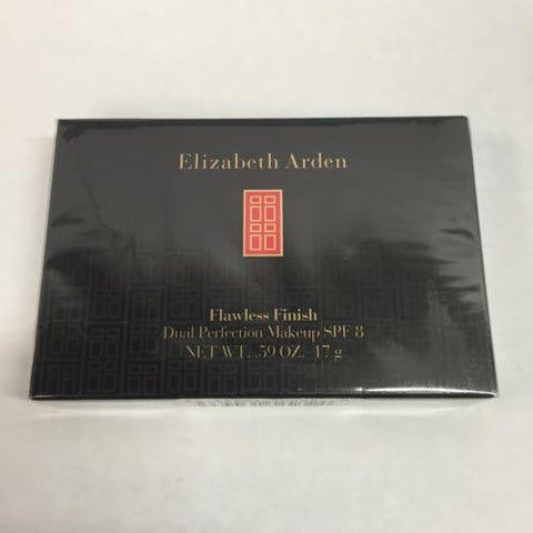 WHOLESALE ELIZABETH ARDEN FLAWLESS FINISH DUAL PERFECTION MAKEUP - BISQUE 8 - 50 PIECE LOT