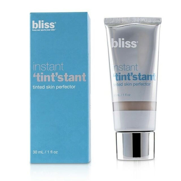 WHOLESALE BLISS INSTANT 'TINT'STANT TINTED SKIN PERFECTOR 1 OZ - 50 PIECE LOT