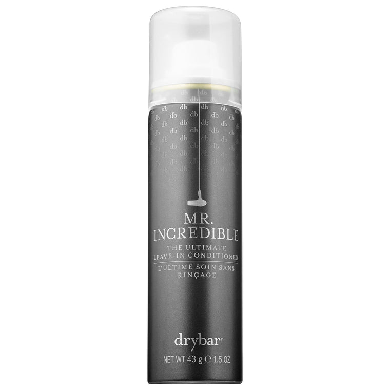 WHOLESALE DRYBAR MR. INCREDIBLE THE ULTIMATE LEAVE-IN CONDITIONER 1.5 OZ. TRAVEL SIZE - 48 PIECE LOT