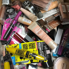WHOLESALE ASSORTED MAYBELLINE COSMETICS LOT - YOU CHOOSE THE QUANTITY!