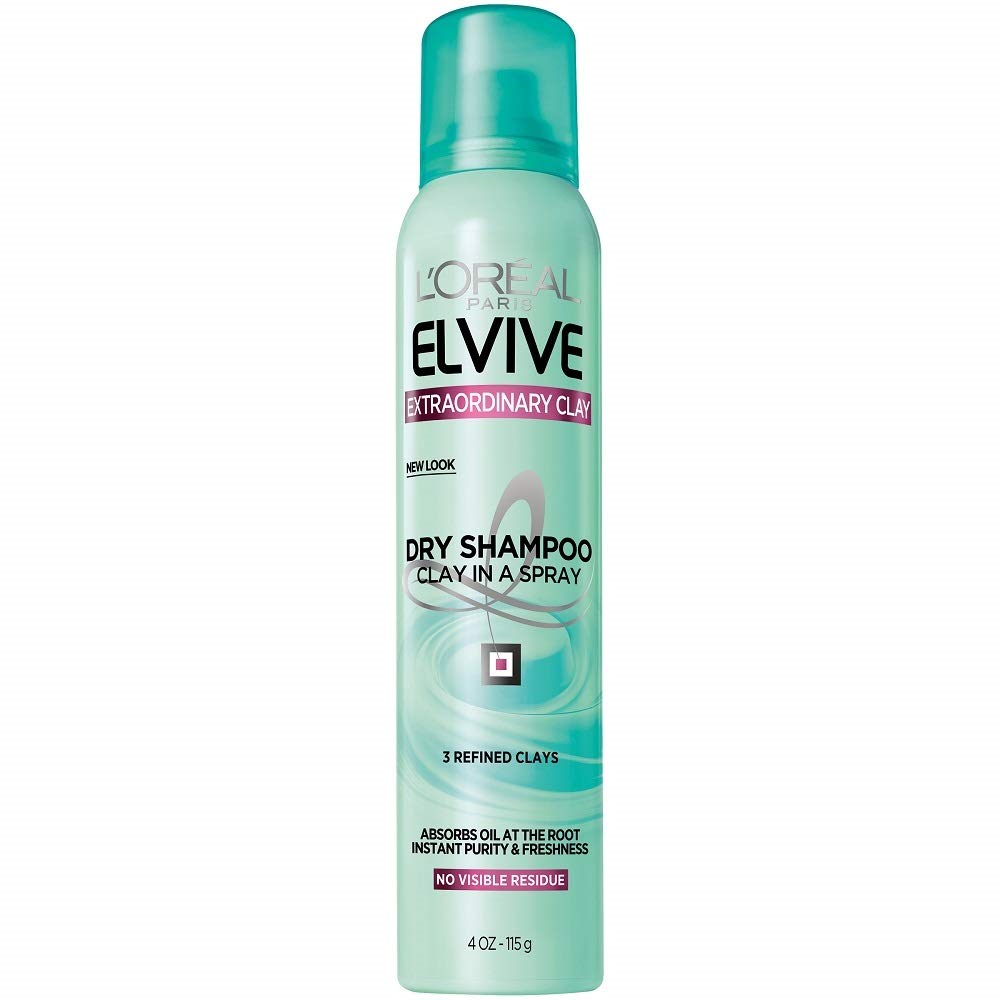 WHOLESALE LOREAL ELVIVE EXTRAORDINARY CLAY DRY SHAMPOO 4 OZ - 48 PIECE LOT