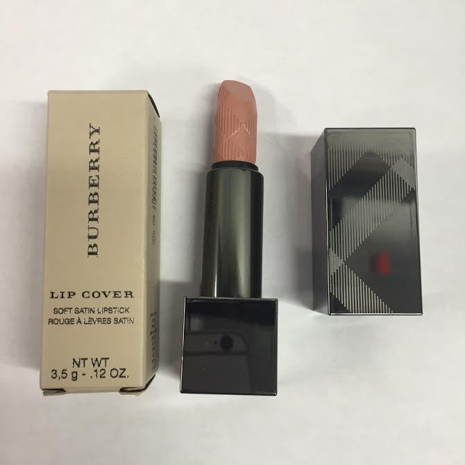 WHOLESALE BURBERRY LIP COVER SOFT SATIN LIPSTICK - NUDE BEIGE 01 - 50 PIECE LOT