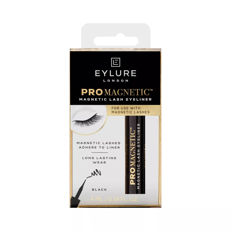 WHOLESALE EYELURE PRO MAGNETIC LIQUID EYELINER 0.14 OZ - BLACK - 48 PIECE LOT