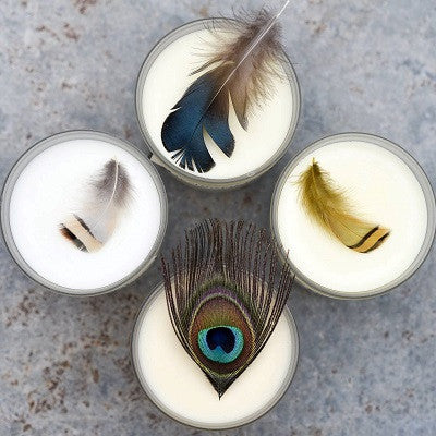Organic, natural candles are the only way to go... as featured in City A.M.