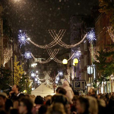 Marylebone Christmas Lights Festival