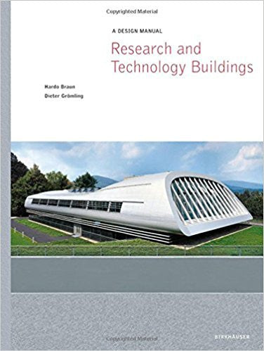 Research and Technology Buildings (Design Manuals)