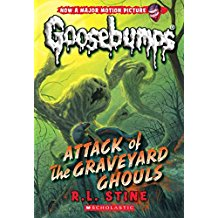 Goosebumps Attack of the Graveyard Ghouls