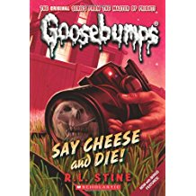 Goosebumps say cheese and die