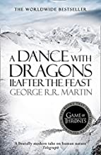 A Dance With Dragons: Part 2 After The Feast (A Song of Ice and Fire)