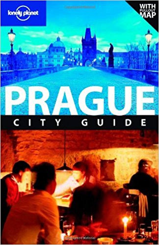 Lonely Planet Prague