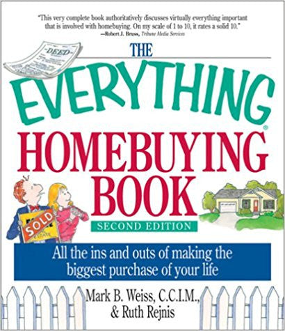 The Everything Home Buying Book