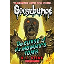 Goosebumps Curse of the mummy