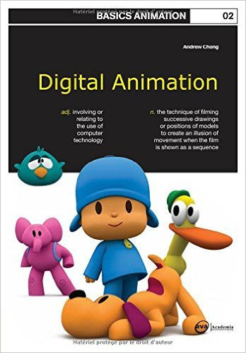 Basics Animation 02: Digital Animation