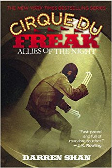 Cirque Du Freak #8: Allies of the Night