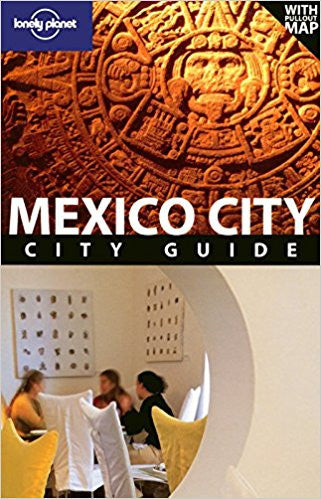 Lonely Planet Mexico City