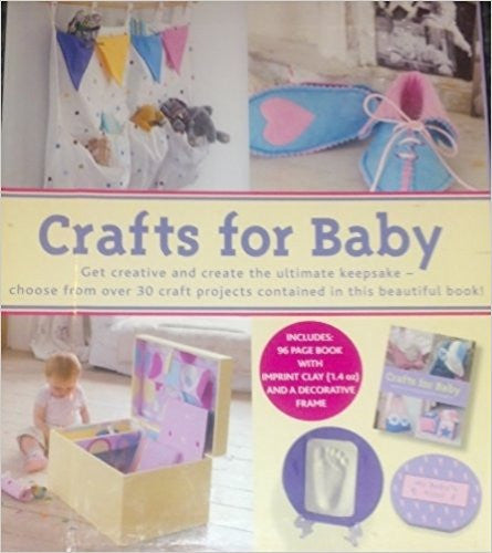 Crafts for Baby Get creative and create unlimited keepsake