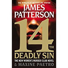 14th Deadly Sin-the NEW Women's Murder Club Novel