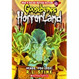 Goosebumps heads you lose