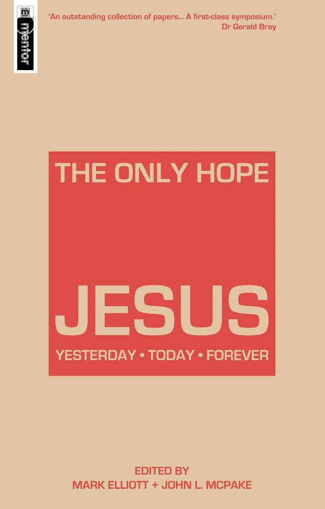 The Only Hope - Jesus