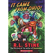 Goosebumps It Came From Ohio!: My Life As a Writer