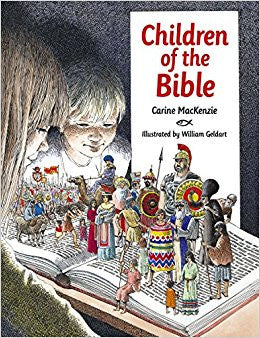 Children of the Bible: Paperback (Colour Books)