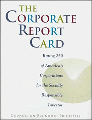 The Corporate Report Card