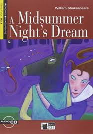 A Midsummer Night's Dream (Book & CD)