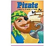 Pirates Coloring & Activity Book