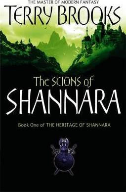 The Scions of Shannara - Book on of the Heritage of Shannara