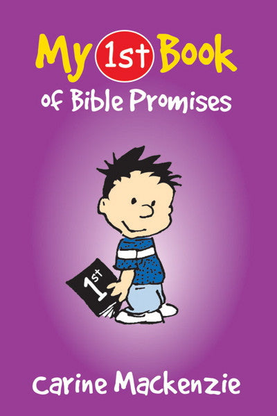 My First Book of Bible Promises (My First Books)