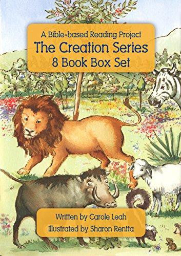 Creation Series: The Creation Series 8 Book box set (Bible Based Reading Project)