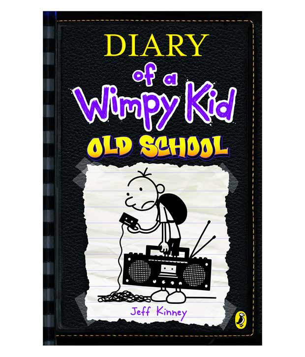 Diary of a Wimpy Kid 10 Old School